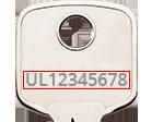 ul-key-code