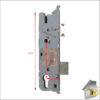 Fuhr Solid Spindle Fr of Latch Dimensions Compl