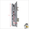 Fuhr Split Spin FR of Latch Dimensions 30mm comple