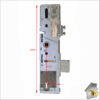 Vectis Dead Lock Dimensions 45mm Bkground Fr of Latch Compl