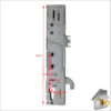 Safeware Fr of latch Dimens Compl