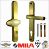 Gold Lever Pad