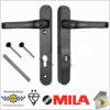 Mila Prosecure Black 220 Backplate LL
