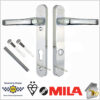 Mila Prosecure Chrom 220 Backplate LL