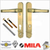 Mila Prosecure Gold 220 Backplate LL