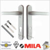 Mila Prosecure White 220 Backplate LL