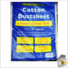 Cotton Dustsheet with