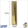 Door Knocker Lever Style Gold Sizes