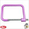 Glass measuring gauge