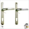 Vita Door Handle Brass Lever Lever